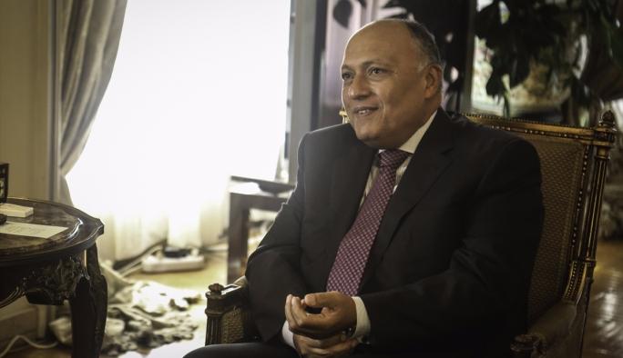 Mısır Dışişleri Bakanı Şukri: