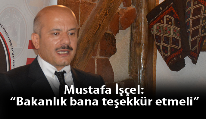 Mustafa İşçel: 'Daha çok insanın Finanzamt'a gitmesini önledim. Bakanlık bana teşekkür etmeli'