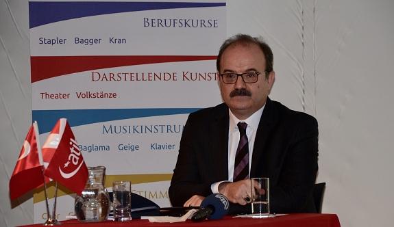 TİKA Başkanı Çam'dan Avusturya Meclisi ve AP kararına tepki