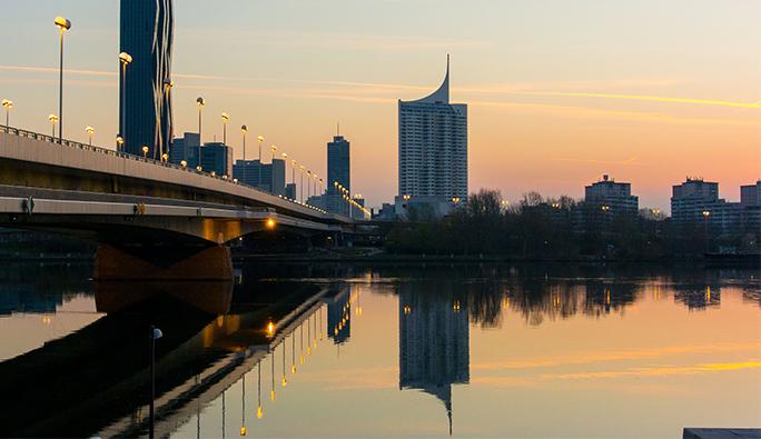 Viyana:Tuna Nehri'nde  18 yaşındaki erkek cesedi bulundu