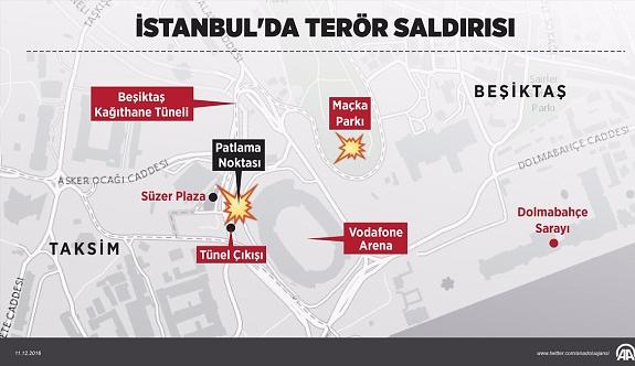 İstanbul evlatlarına ağlıyor: 38 şehit
