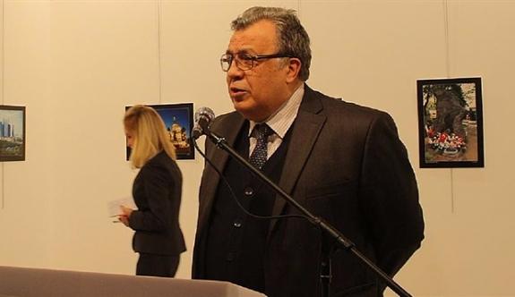 Suikaste uğrayan Rusya'nın Ankara Büyükelçisi Hayatını Kaybetti