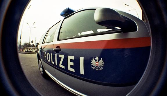 Viyana Polisi Teyakkuzda
