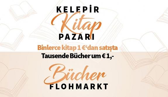 Viyana'da kelepir kitap pazarı: Kitaplar 1 euro'dan...