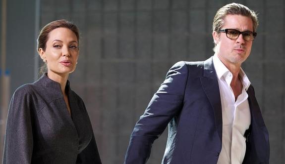 Angelina Jolie ve Brad Pitt bir anlaşmaya vardı