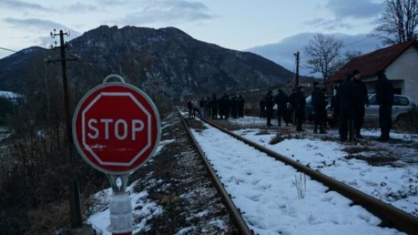 Avrupa'da İki ülke arasında tren gerginliği