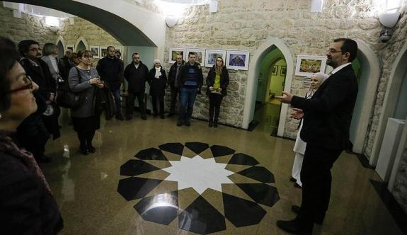 Bosna Hersek'te 'Osmanlı Mimarisinin İncileri' sergisi açıldı