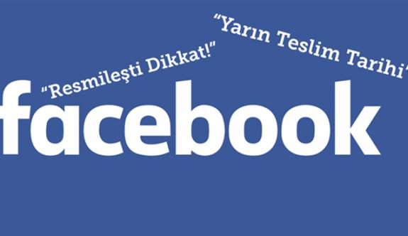 Facebook'taki 'yarın teslim tarihi' başlıklı gönderilerin hepsi sahte