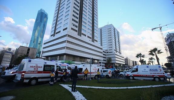 İzmir'de bombalı saldırı: Teröristler öldürüldü
