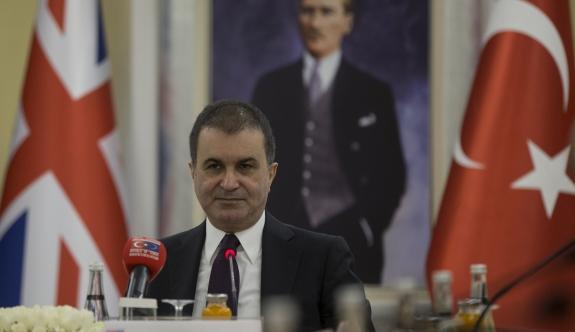 Ömer Çelik: 'Avusturya'nın çabaları yarar getirmez'