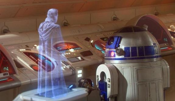 'Star Wars'taki teknoloji gerçek olmak üzere