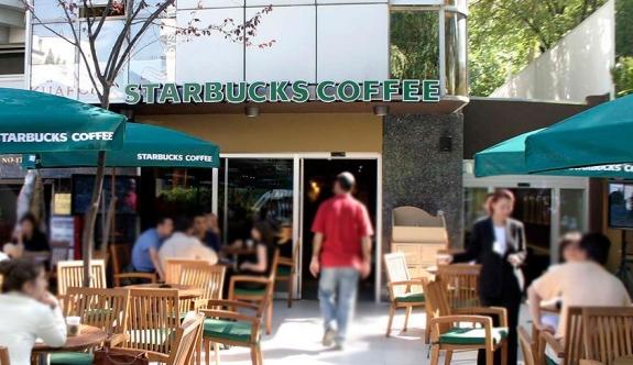 Starbucks'dan Trump'a tepki