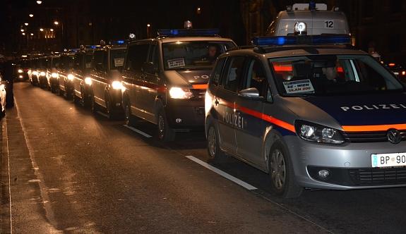 Viyana'da 'terör' operasyonu: 'Hedef metrolardı'