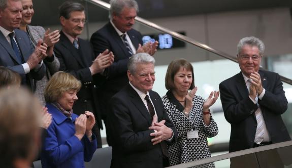 Almanya'nın yeni Cumhurbaşkanı belli oldu