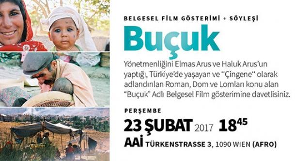 Viyana'da 'Buçuk' Belgesel Film Gösterimi ve Söyleşi