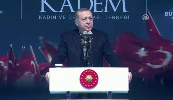 Cumhurbaşkanı Erdoğan: 'Nazi uygulamalarından farkı yok'