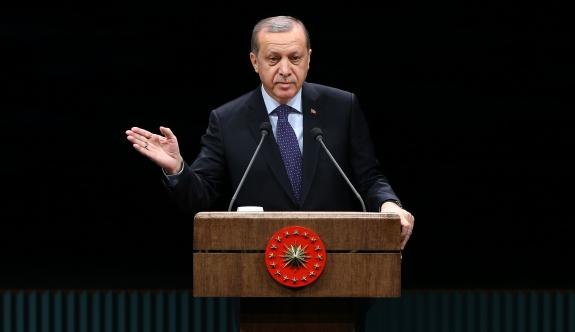 Erdoğan'dan AB'ye Rest: 'Görüşmeleri Bitirin'