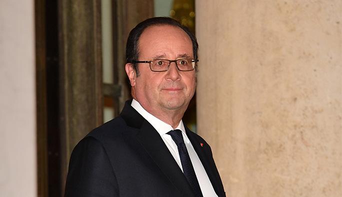 Hollande: 'Bizim Avrupa'ya ve Türkiye'ye ihtiyacımız var'