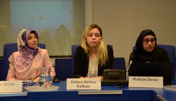 Türkiye'nin uyuşturucu ile mücadelesi Viyana'da anlatıldı