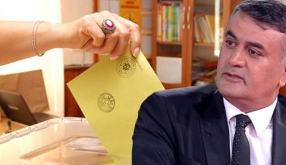 1 Kasım seçimlerini bilmişti: Referandum anketi açıkladı