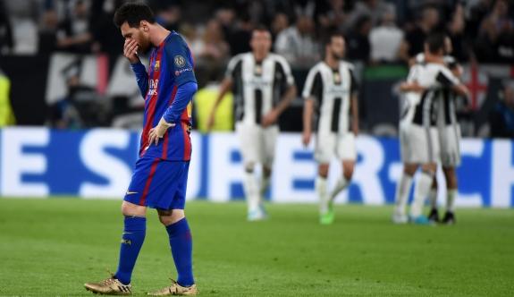 Juve'den müthiş zafer! Barça'ya yine mucize lazım!