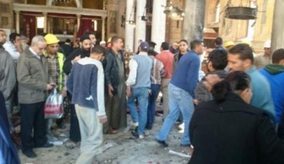 Mısır'da art arda patlamalar!  Ölü ve yaralılar var!