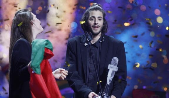 2017 Eurovision Şarkı Yarışması'nı Portekiz kazandı