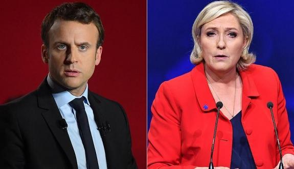 Fransa'da hangi aday cumhurbaşkanlığına yakın?