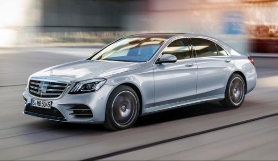 İşte yeni Mercedes S Serisi