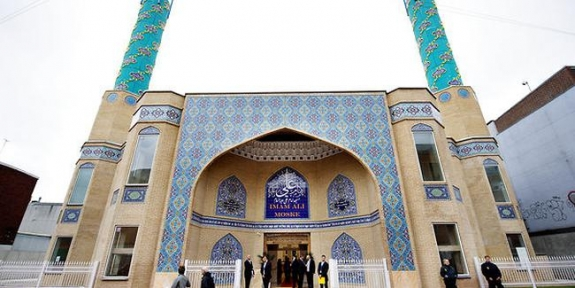 Stockholm'deki İmam Ali Camii kullanılmaz hale geldi