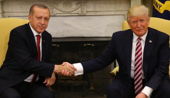 Trump: 'Savaşlarda Türklerin cesareti efsanevidir'