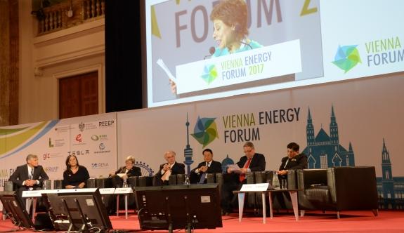 Viyana'da 'Enerji Forumu'