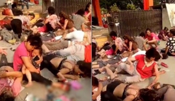Çin'de anaokulunda patlama! 7 ölü 59 yaralı