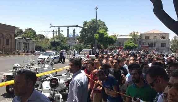 İran Meclisi ve Humeyni Türbesi'ne terör saldırısı: 7 ölü