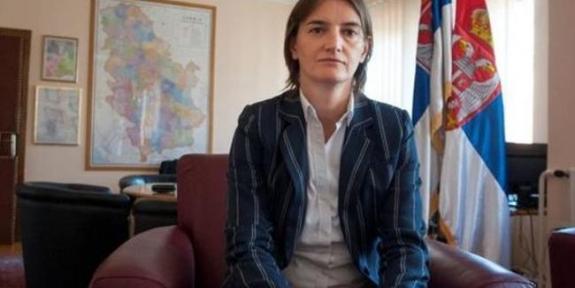 Sırbistan'da ilk eşcinsel başbakan