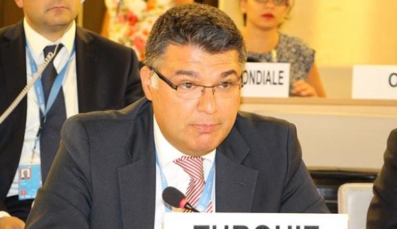 Türkiye'nin yeni Viyana Büyükelçisi göreve başlıyor
