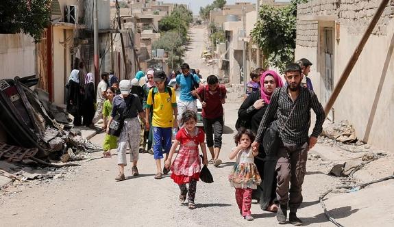 UNICEF: 100 bin çocuk DAEŞ'in kıskacında