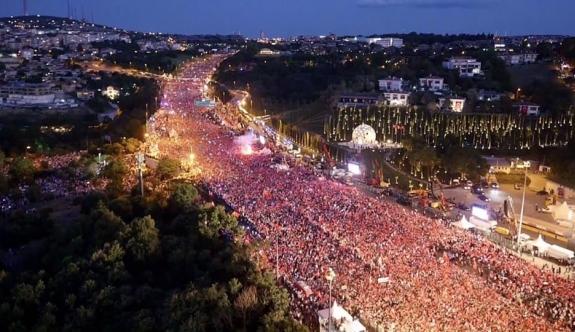 15 Temmuz Demokrasi ve Milli Birlik Günü Dünya Manşetlerinde