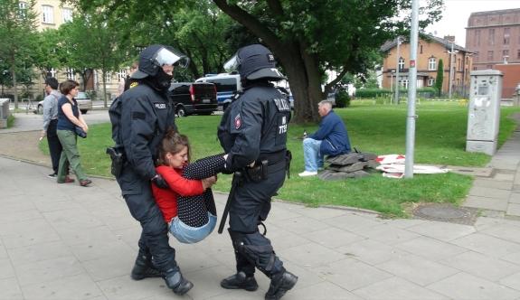 G20 Liderler Zirvesi karşıtı protestolar
