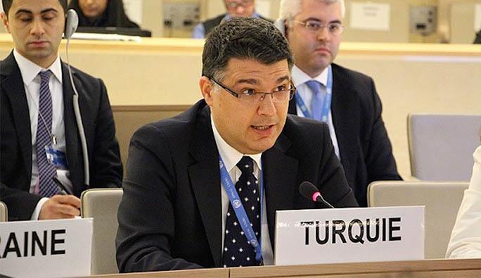 Türkiye'nin Viyana Büyükelçisi Çarıkçı Görevine Başladı