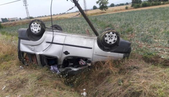 Avusturyalı gurbetçi aile kaza yaptı: 5 Yaralı