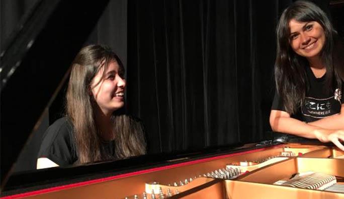 Viyana'daki müzik yarışmasını, Türkiye'den katılan Damla kazandı