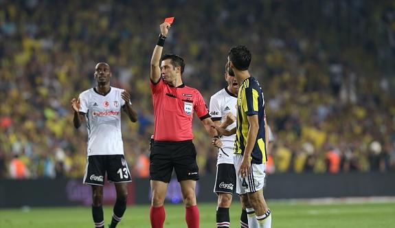 Derbide 5 kırmızı kart, 2 penaltı, 3 gol