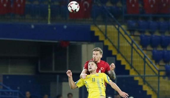 Dünya Kupası Elemeleri: Ukrayna 2-0 Türkiye