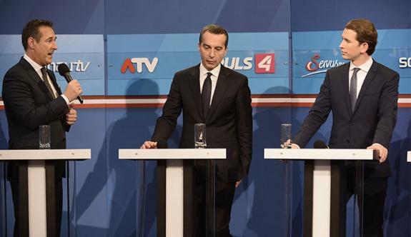 Avusturya'da seçim sonuçları belli oldu