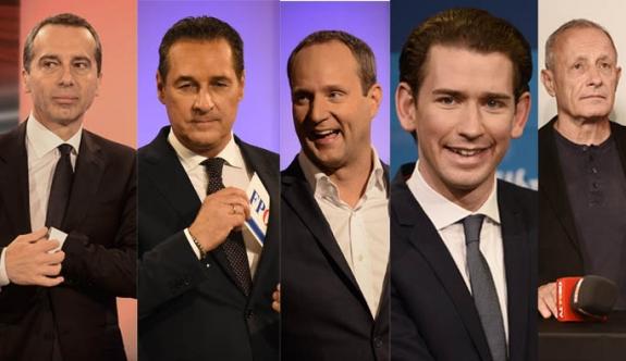 Avusturya resmi seçim sonuçları açıklandı