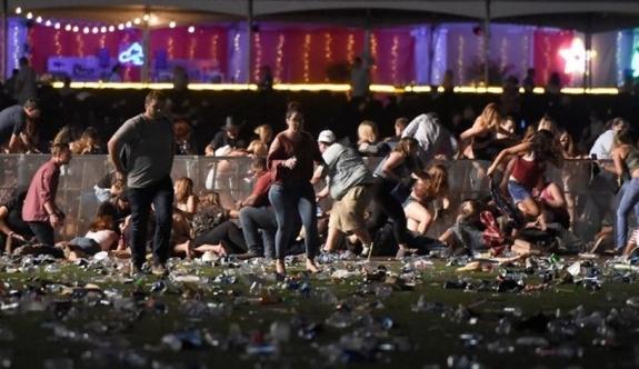 ABD'de silahlı saldırı: 20 ölü, 100 fazla yaralı