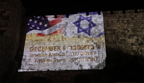 ABD, Kudüs'ü İsrail'in başkenti olarak tanıdı