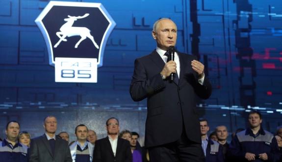 Putin'den başkanlık adaylığı için açıklama