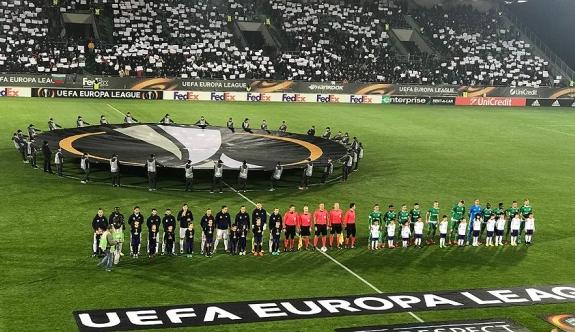 UEFA Avrupa Liginde grup aşaması tamamlanıyor